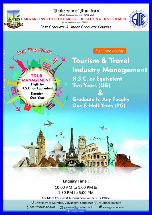 Tourism & Travel Industry Management